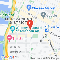 Twin Bedded Rooms In New York