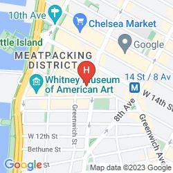 Hotel Gansevoort Meatpacking New York Ny United States