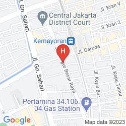 Map IBIS KEMAYORAN