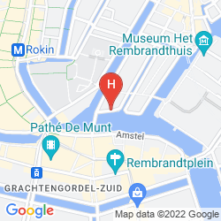 Map AMSTERDAM HOUSE
