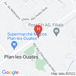 Map DES HORLOGERS