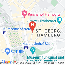 Map ALT NURNBERG