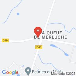 Map DOMAINE DE BEAUVOIS