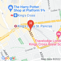 london travelodge king cross: