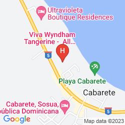 Map VIVA WYNDHAM TANGERINE