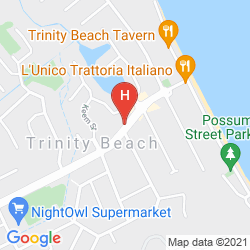Map COMFORT INN & SUITES TRINITY BEACH CLUB(ROOM ONLY)