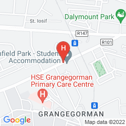 Map CHARLEVILLE LODGE