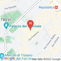Map QUIRINALE