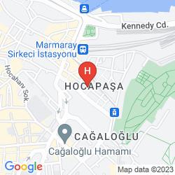 HOTEL METROPOL ESTAMBUL