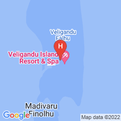 Map VELIGANDU ISLAND RESORT