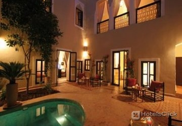 Room photo 3 from hotel Riad Taylor
