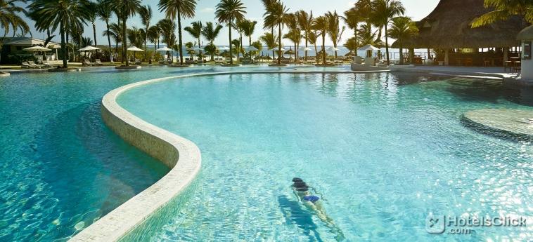 Lux belle mare hotel 5- mauritius
