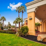 Hotel BEST WESTERN PALM COURT INN: