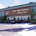 Hotel BEST WESTERN TREE HOUSE MOTOR INN: 