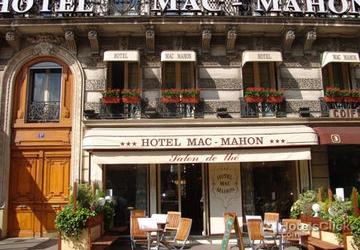photos hotel mac mahon paris france photos. Black Bedroom Furniture Sets. Home Design Ideas