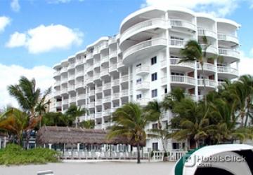 Beachcomber Resort And Villas Pompano Beach Fl United States