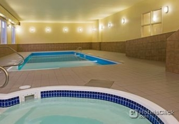 Holiday inn express hotel suites prince albert prince - Holiday inn hotels with swimming pool ...
