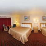 Hotel QUALITY INN & SUITES CAPITOLA BY THE SEA: