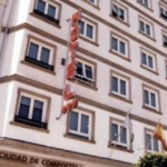 Hotel HUSA CIUDAD DE COMPOSTELA: 
