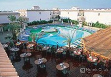 Hotel Cleopatra Tsokkos: Swimming Pool SHARM EL SHEIKH
