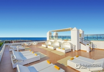 Teneriffa Costa Adeje Hotel Iberostar Torviscas Playa