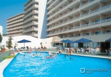 Hotel la barracuda torremolinos costa del sol espa a for Piscina torremolinos