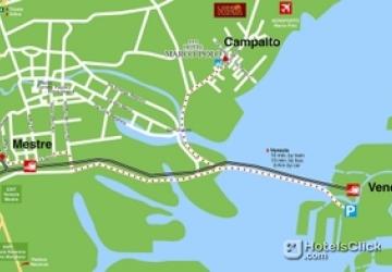 Hotel marco polo venecia aeropuerto italia reservar ofertas especiales - Marco aldany puerto venecia ...