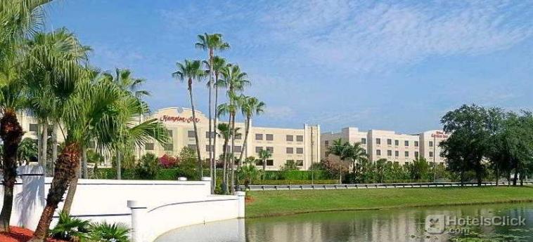 Hotel Hilton Garden Inn West Palm Beach Airport West Palm Beach Fl Estados Unidos De Am Rica