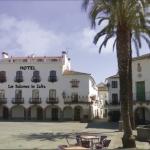 Hotel LOS BALCONES DE ZAFRA: